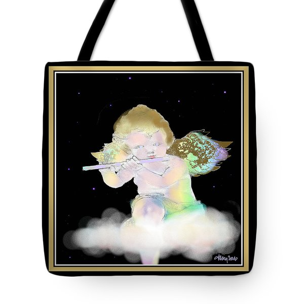 Heavenly Serenade Tote Bag