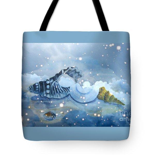 Heavenly Shells Tote Bag