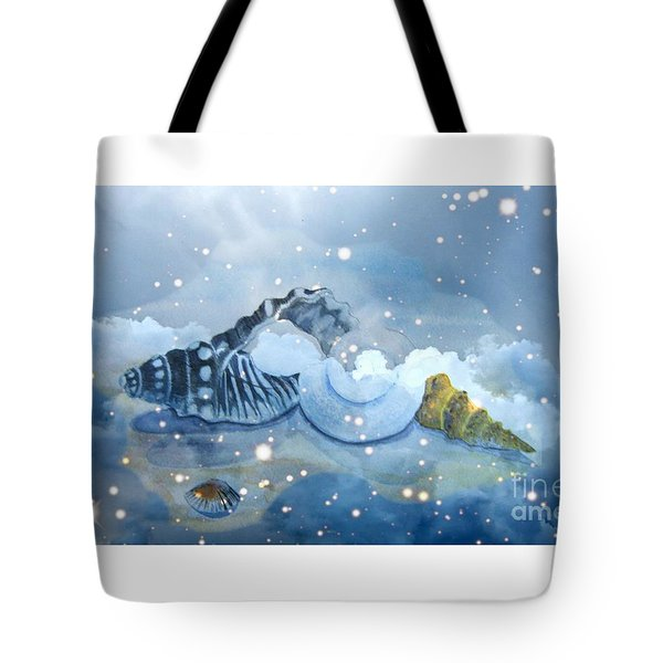 Heavenly Shells Tote Bag