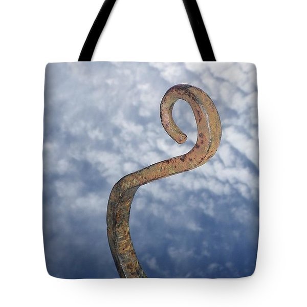 Heavenly Sky Hook Tote Bag