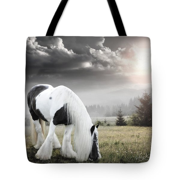 Heavenly Talia Tote Bag