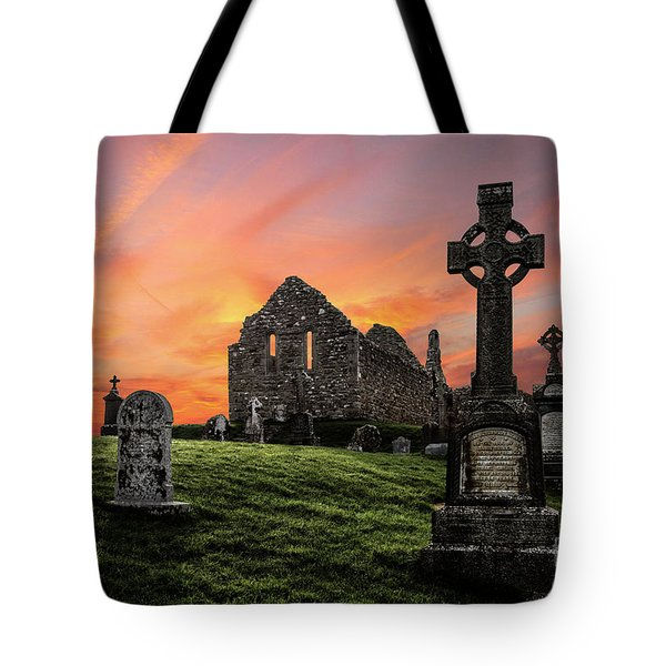 Heaven's Call Tote Bag