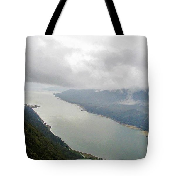 Heavens Door Tote Bag by Martin Cline