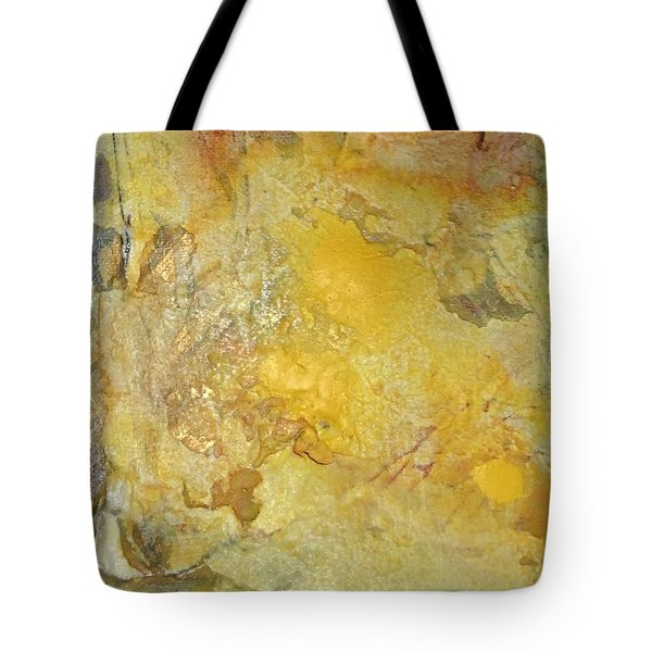 Heavens In Flux Tote Bag