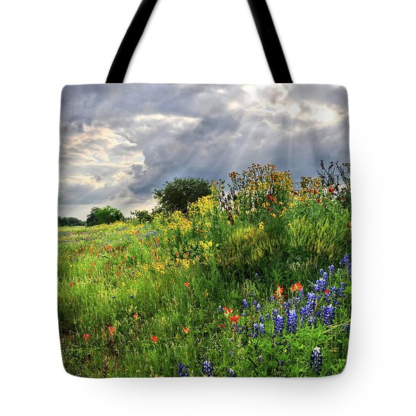 Heaven's Light  Tote Bag