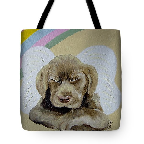 Heaven's Little Angel Tote Bag