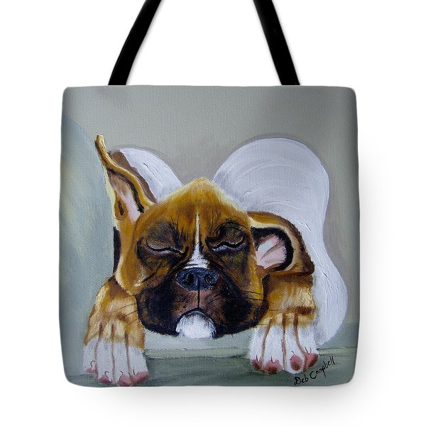 Heavens Little Angel Two Tote Bag