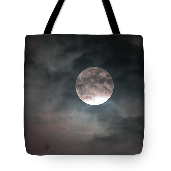 Heaven's Work Tote Bag by Sandy Molinaro