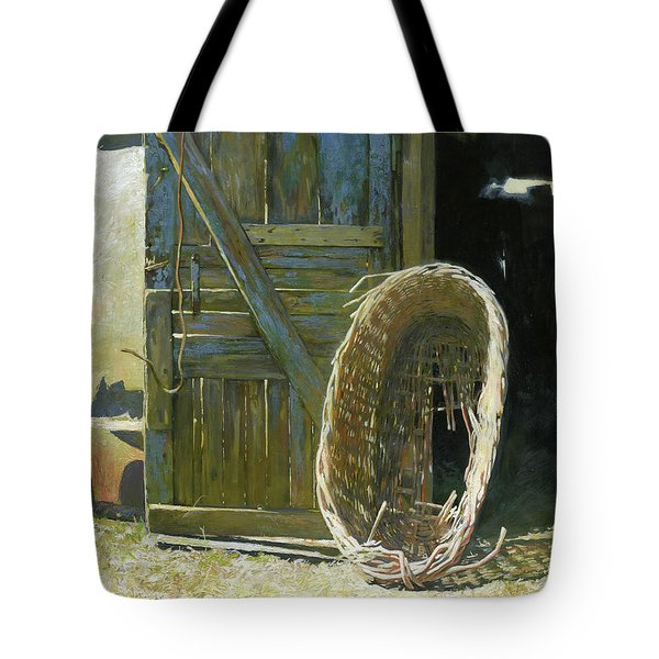 Heavy Harvest  Tote Bag