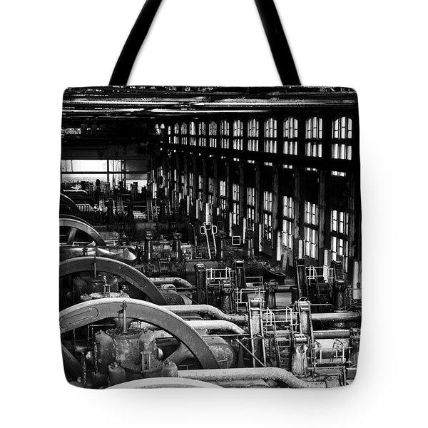 Heavy Machinery  Tote Bag