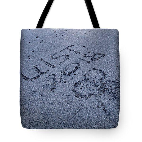 Hebridean Love Tote Bag