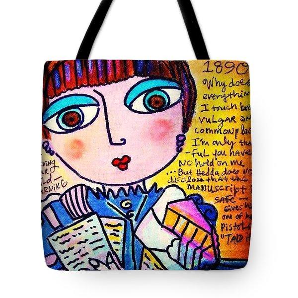 Hedda Gabler Tote Bag