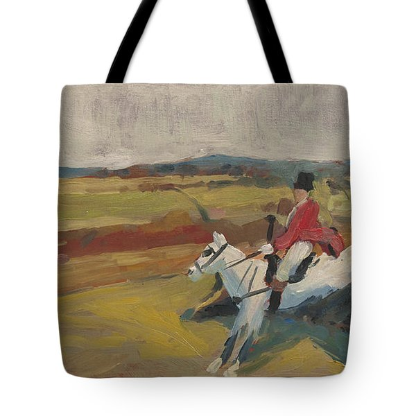 Hedge Hopping Britain Tote Bag