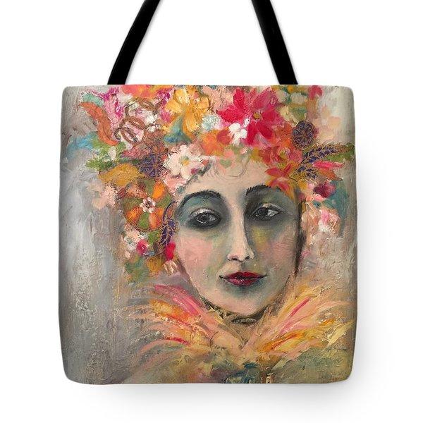 Hedy Lamore Tote Bag