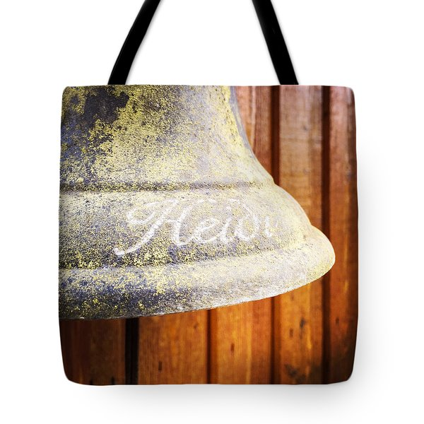 Heidi Bell Tote Bag