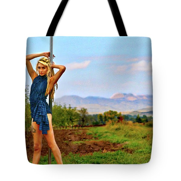 Heidi Estrella #1 Tote Bag