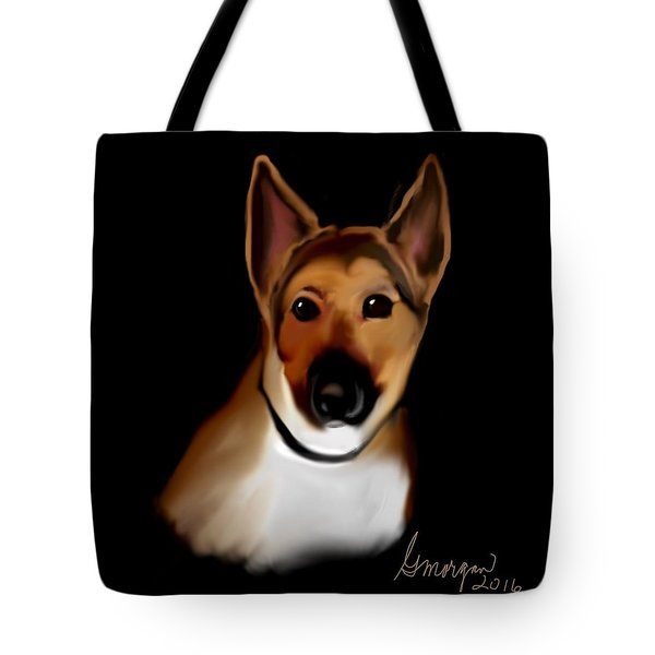 Heidi Girl Tote Bag
