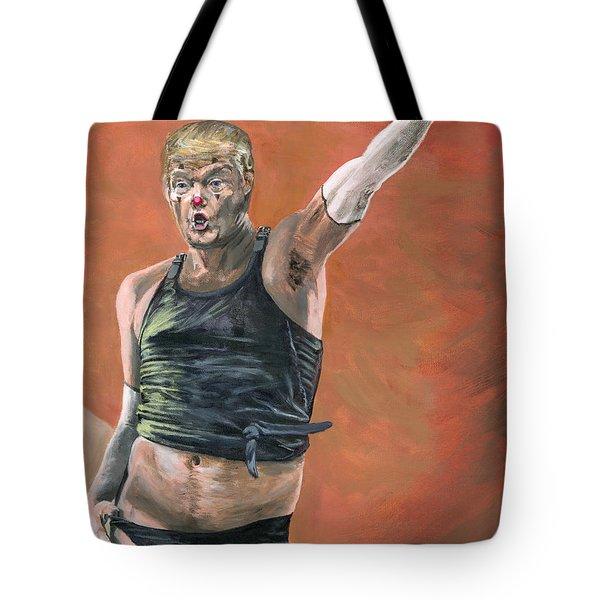 Heil Trumpf Tote Bag