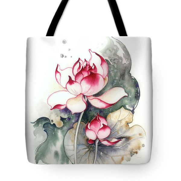 Heir To The Throne Tote Bag by Anna Ewa Miarczynska