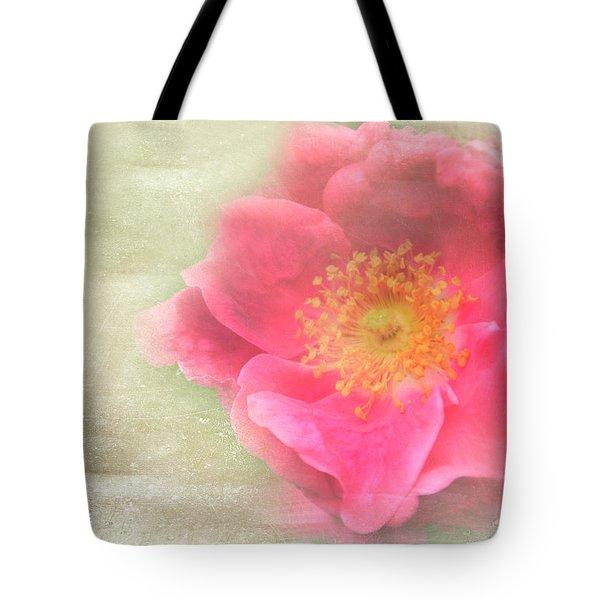 Heirloom Rose Tote Bag