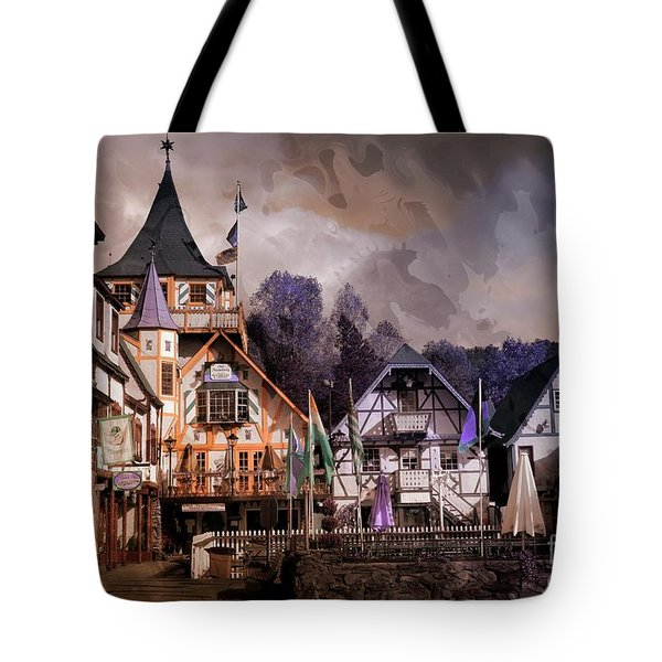 Helen Georgia Tote Bag