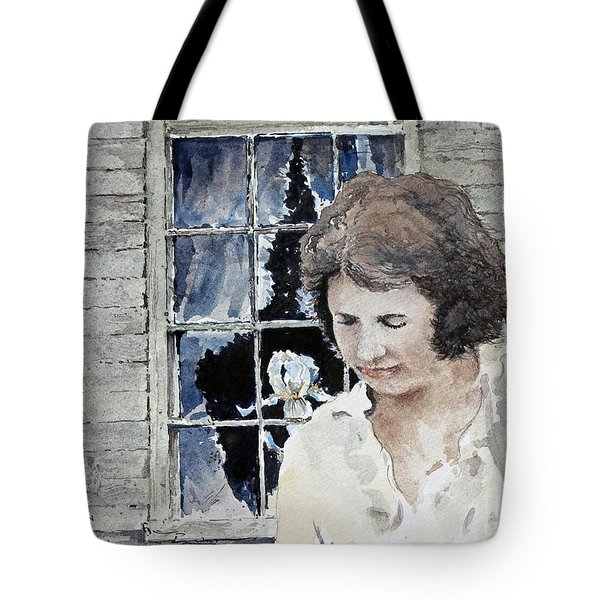 Helen Tote Bag by Monte Toon