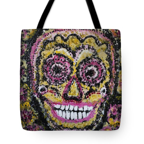 Happy To See You Tote Bag