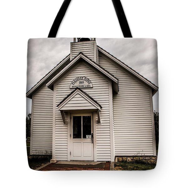 Helen's Country School Tote Bag