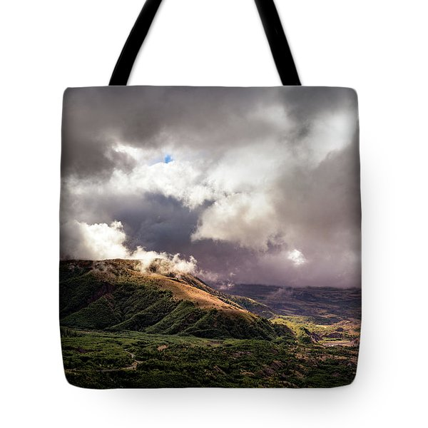 Helens Valley Tote Bag