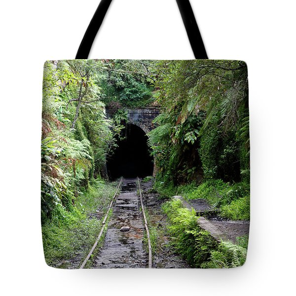 Helensburgh Old Station Tote Bag