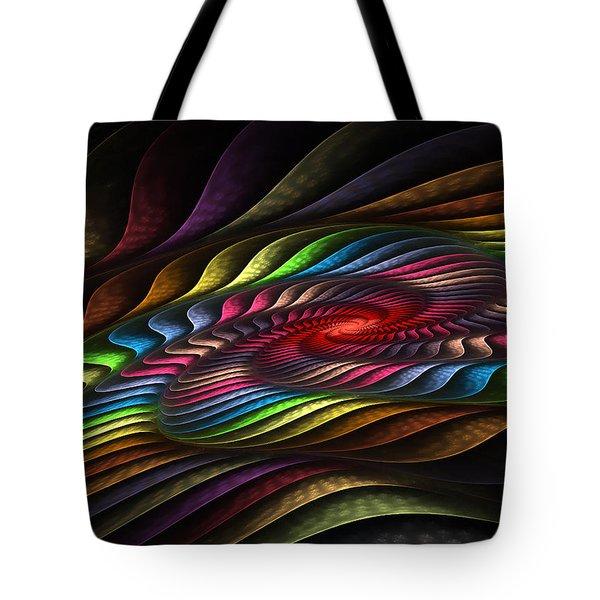 Helix Tote Bag