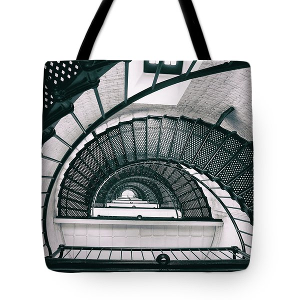 Helix Eye Tote Bag