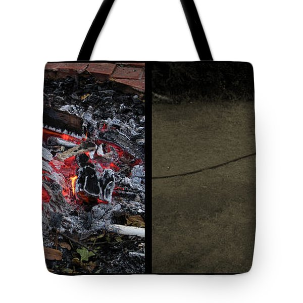 Hell Tote Bag by James W Johnson