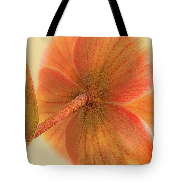 Hellebore Tote Bag