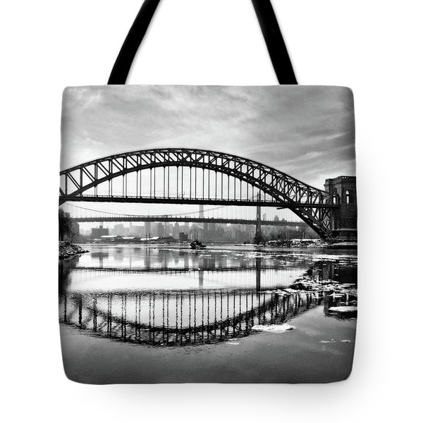 Hellgate Full Reflection Tote Bag