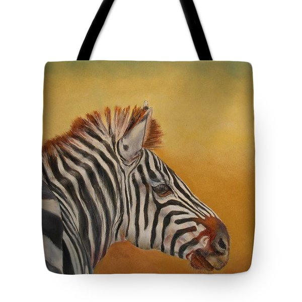 Hello Africa Tote Bag
