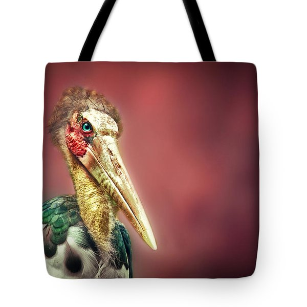 Hello Tote Bag by Charuhas Images