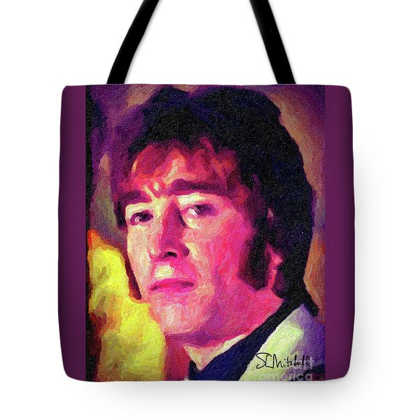 Hello Goodbye To John Tote Bag