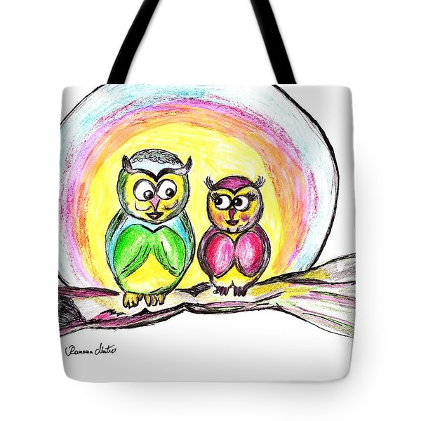 Hello Moonlight  Tote Bag