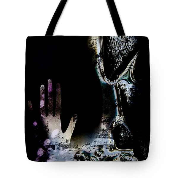 Hello There Tote Bag by Danica Radman