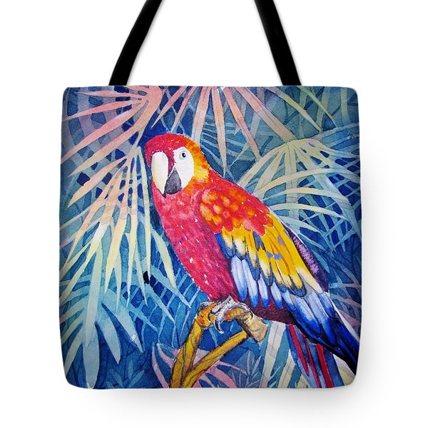 Hello There Tote Bag by Martha Ayotte