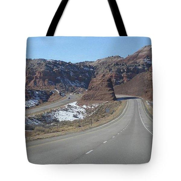 Hello Utah Tote Bag