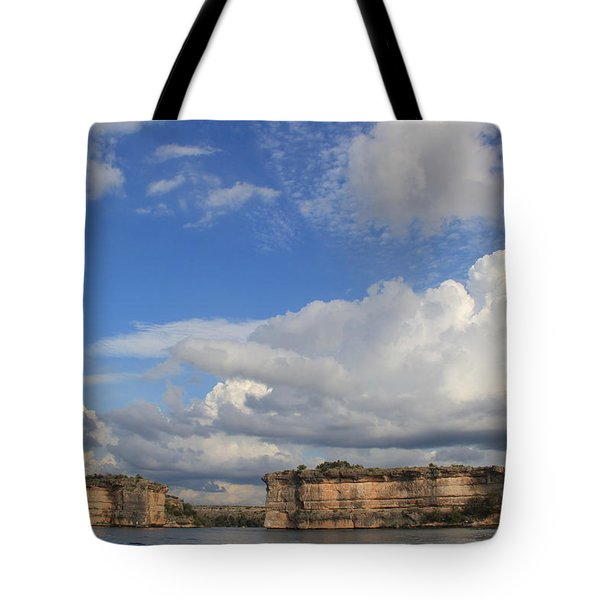 Hell's Gate Mid-day Tote Bag