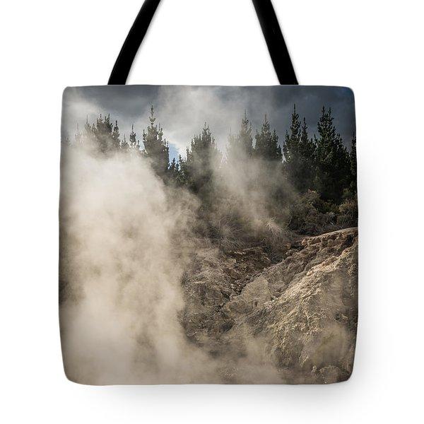 Hells Gate Tote Bag