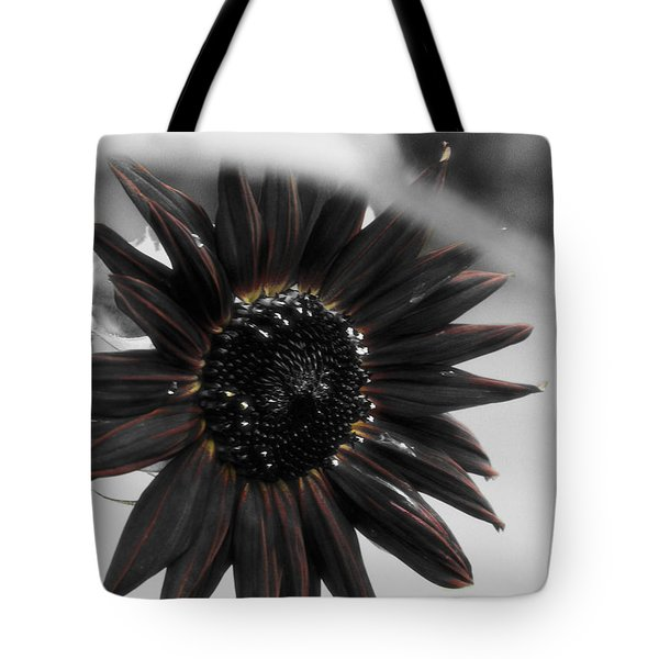 Hells Sunflower Tote Bag