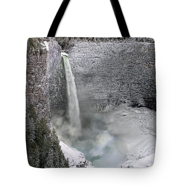 Helmcken Falls Tote Bag