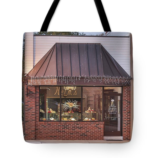 Helms Edit Tote Bag