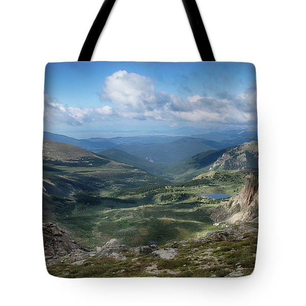 Helms Lake Valley 2 Tote Bag