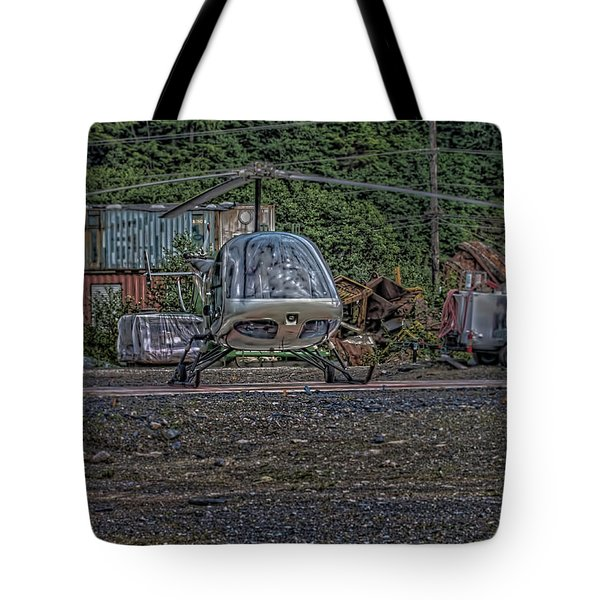 Help 4 Tote Bag by Timothy Latta