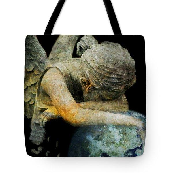 Help Me Make It Through The Night  Tote Bag